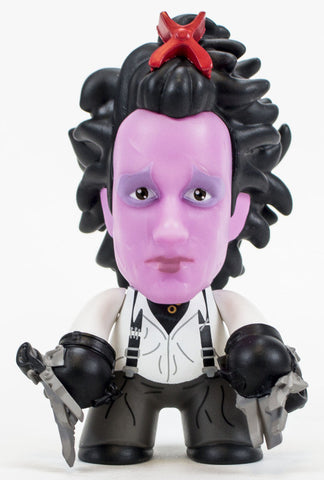 Titans Edward Scissorhands I'm Not Finished Collection Edward (Makeover) - It Came From Planet Earth  - 1