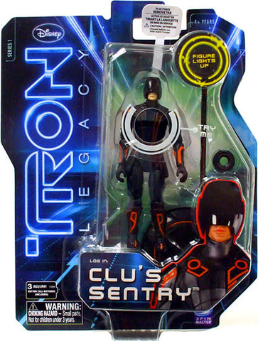 Tron Legacy Series 1 Core Figure Clu's Sentry Vintage - It Came From Planet Earth