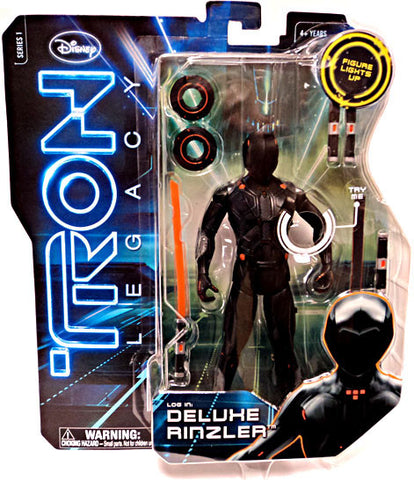 Tron Legacy Deluxe Rinzler Vintage - It Came From Planet Earth