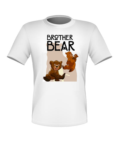 Brand New Fun Custom Disney Brother Bear T-shirt All Sizes Nice!