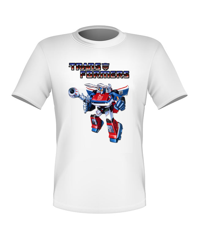 Brand New Fun Custom Transformers T-shirt Smokescreen All Sizes Nice!