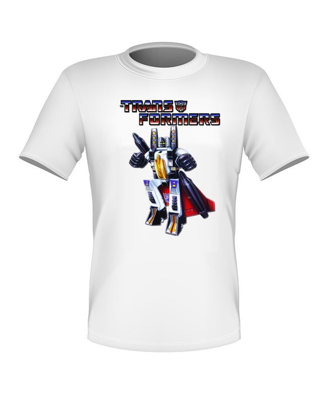 Brand New Fun Custom Transformers T-shirt Ramjet Decepticons All Sizes
