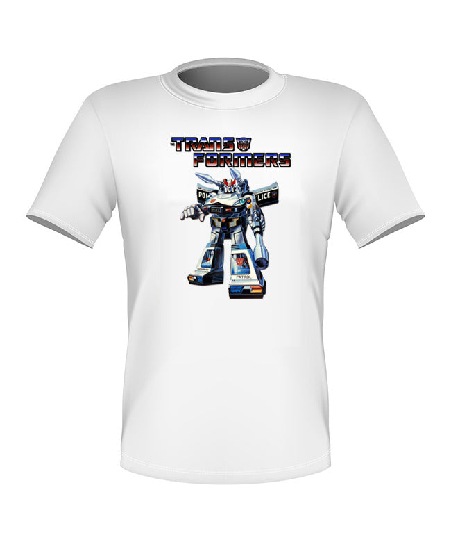 Brand New Fun Custom Transformers T-shirt Prowl All Sizes Nice!