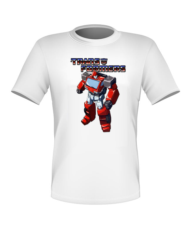 Brand New Fun Custom Transformers T-shirt Ironhide All Sizes Nice!