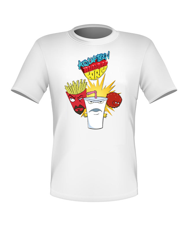 Brand New Fun Custom T-shirt Aqua Teen Hunger Force All Sizes Sweet! #3
