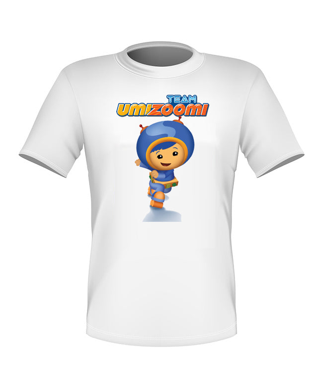 Brand New Fun Custom Team Umizoomi T-shirt Geo All Sizes Nice!