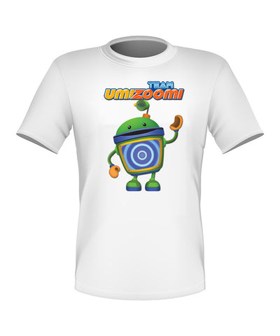 Brand New Fun Custom Team Umizoomi T-shirt Bot All Sizes Nice!