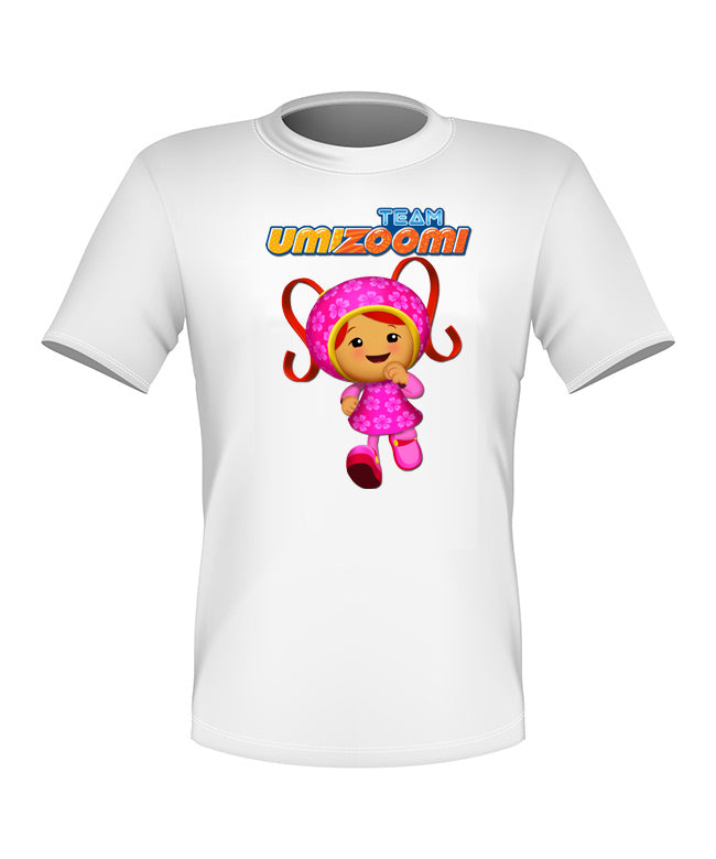 Brand New Fun Custom Team Umizoomi T-shirt Milli All Sizes Nice!