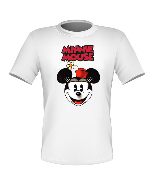Brand New Fun Disney Minnie Mouse T-shirt Vintage All Sizes