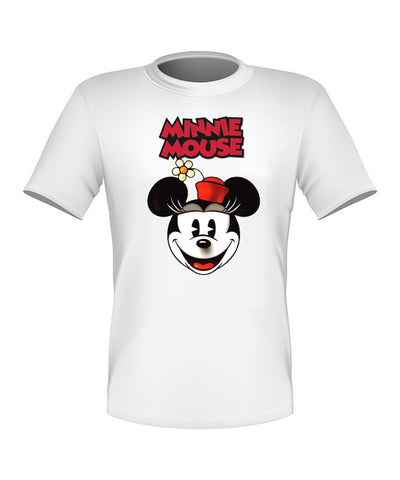 Brand New Fun Custom Disney T-shirt Minnie Mouse All Sizes Nice! #3