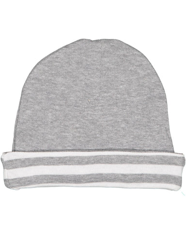 Very Soft Baby Rib Cap Ht/ Ht Wh St/ Wh