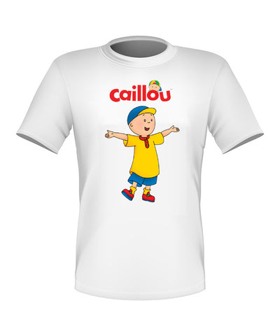 Brand New Fun Custom Caillou T-shirt All Sizes #2