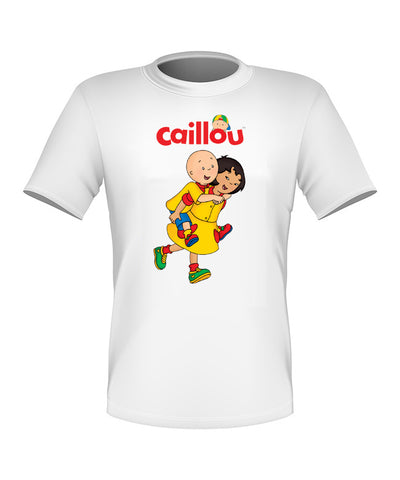 Brand New Fun Custom Caillou T-shirt All Sizes Nice! #2