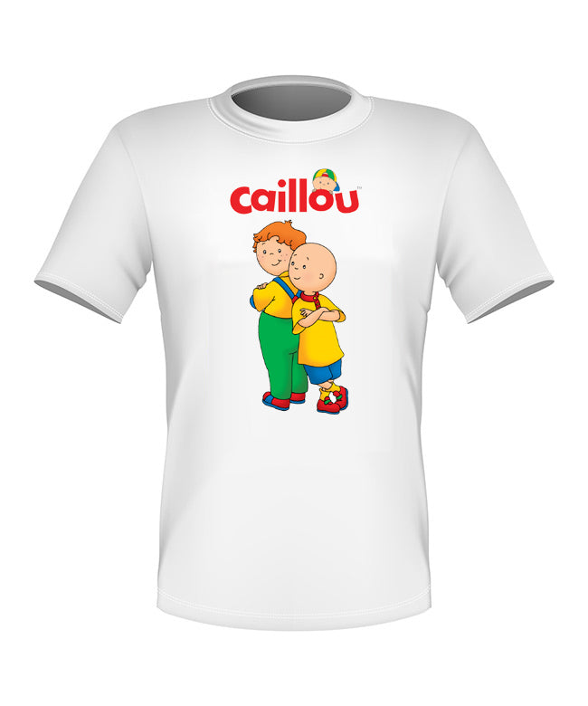 Brand New Fun Custom Caillou T-shirt Friends All Sizes #3
