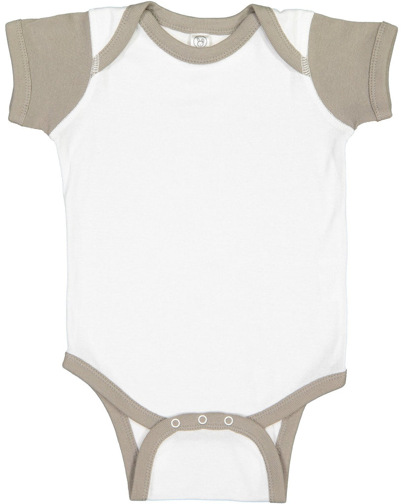 Blank White/ Titanium Baby Bodysuits Creeper Very Soft Great For Home Projects