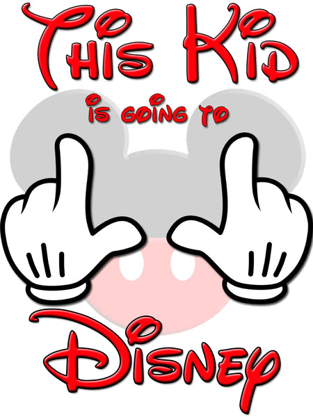Going to Disney World Kids Vacation Shirts T-shirt Mickey ...