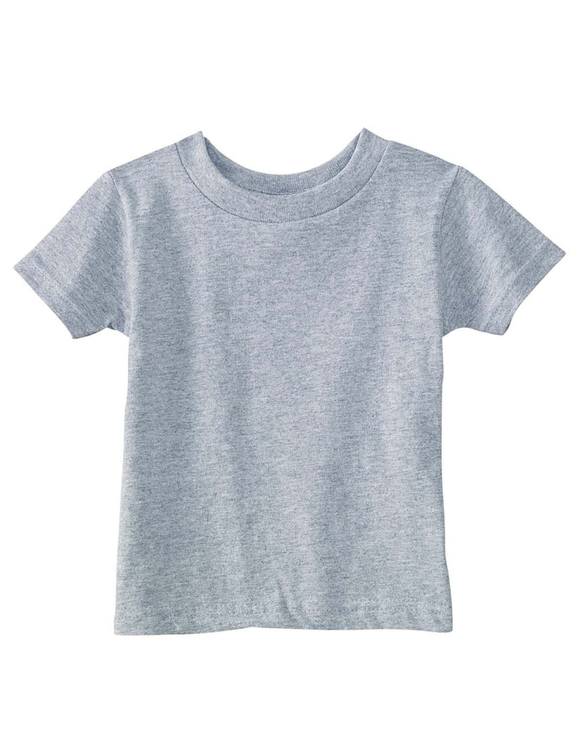 Very Soft Baby Infant Cotton Jersey T-Shirt Heather 100% Cotton