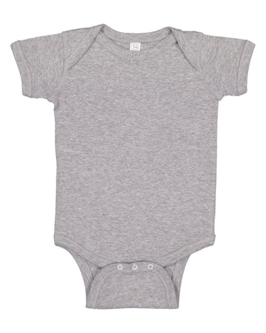 Blank Heather Baby Bodysuits Creeper Very Soft Great For Home Projects