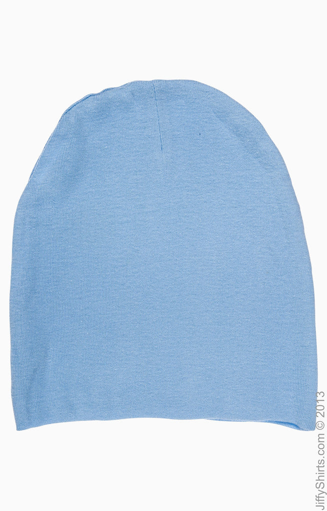 Very Soft Baby Rib Cap Light Blue