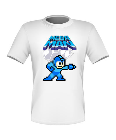 Brand New Fun Custom Megaman Video Game T-shirt All Sizes Nice! #2