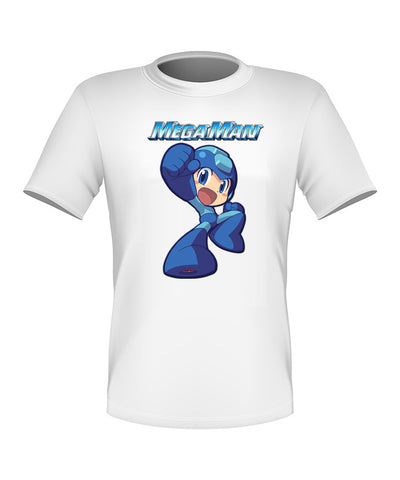 Brand New Fun Custom Megaman Video Game T-shirt All Sizes Nice! #3