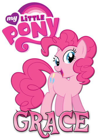 Personalized My LIttle Pony T-shirt With Name Tee Shirt NEW Great Gift! #3