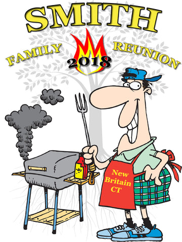 Brand New Custom Personalized Family Reunion Shirts T-shirt All Sizes! #6