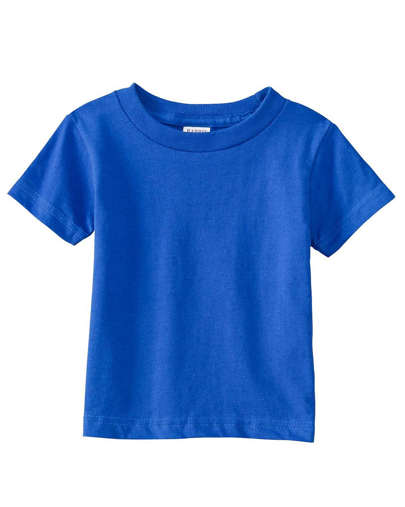 Very Soft Baby Infant Cotton Jersey T-Shirt Royal 100% Cotton