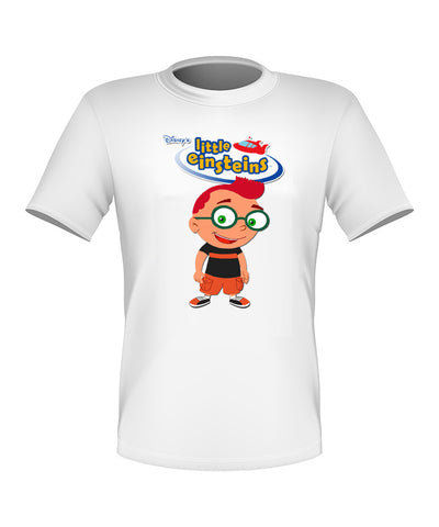 Brand New Fun Custom Disney Little Einsteins T-shirt Leo All Sizes Nice!