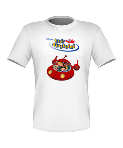 Brand New Fun Custom Disney Little Einsteins T-shirt Everyone All Sizes Nice!