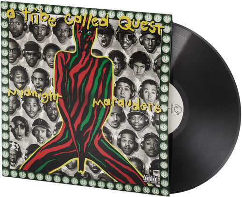 Tribe Called Quest - Midnight Marauders [Explicit Content] - (Paexp) (Vinyl)