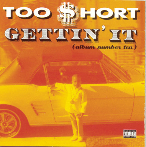 Too $hort - Gettin It (Album Number 10) [Explicit Content] - (Paexp) (CD)