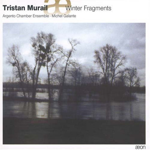 Murail - Winter Fragments /  Unanswered Questions /  Ethers -  (CD)