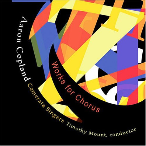 A. Copland - Works for Chorus -  (CD)