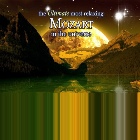 ULTIMATE MOST RELAXING MOZART IN UNIVERSE / VAR - Ultimate Most Relaxing Mozart in Universe /  Various -  (CD)