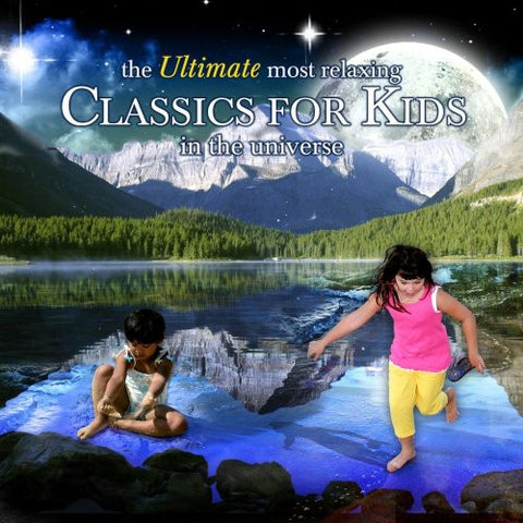 ULTIMATE MOST RELAXING CLASSICS FOR KIDS IN / VAR - Ultimate Most Relaxing Classics for Kids in /  Various -  (CD)