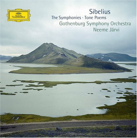 J. Sibelius - Symphonies /  Tone Poems -  (CD)