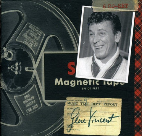 Gene Vincent - Outtakes - (Boxed Set, Germany - Import) (CD)