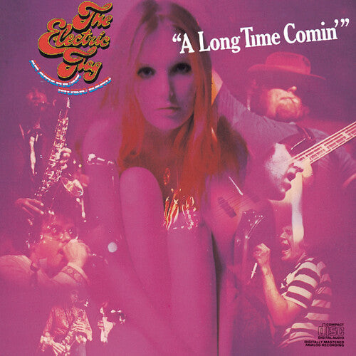 Electric Flag - A Long Time Comin' -  (CD)
