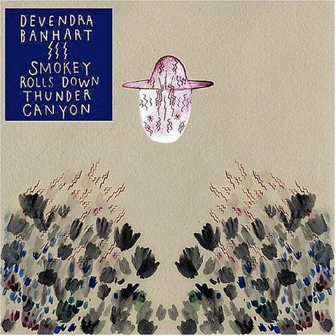 Devendra Banhart - Smokey Rolls Down Thunder Canyon -  (Vinyl)