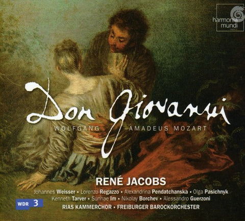 W.a. Mozart - Don Giovanni -  (CD)