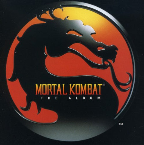 The Immortals - Mortal Kombat /  Video Game (Original Soundtrack) -  (CD)