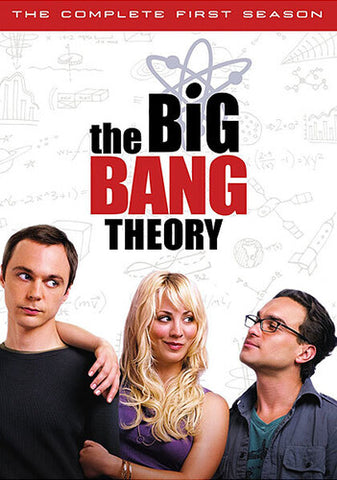 The Big Bang Theory: The Complete First Season - (Widescreen, Subtitled, Dubbed, Dolby, AC-3) (DVD)