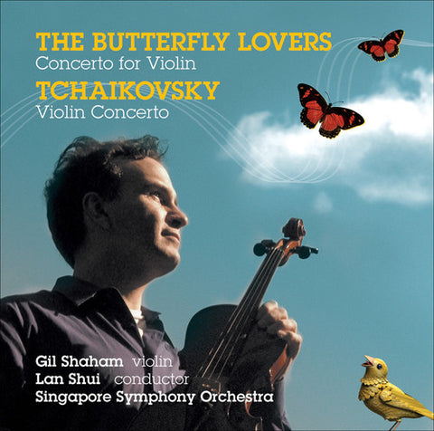 Gil Shaham - Butterfly Lovers Concerto /  Violin Concerto -  (CD)