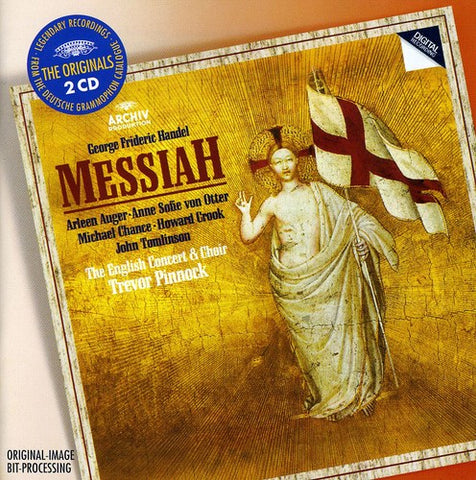 Trevor Pinnock - Messiah (Complete) -  (CD)