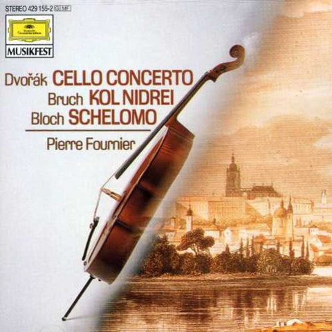 Pierre Fournier - Cello Concerti -  (CD)