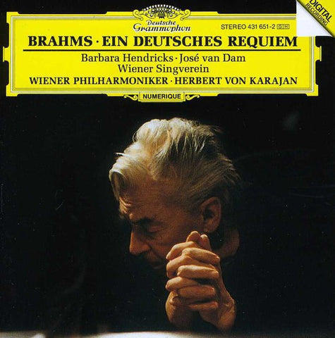 Barbara Hendricks - German Requiem -  (CD)