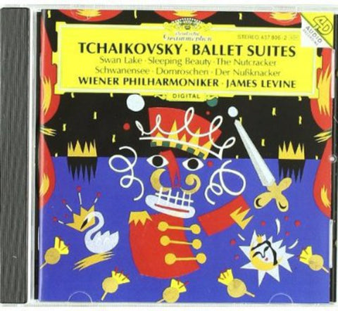James Levine - Ballet Suites -  (CD)