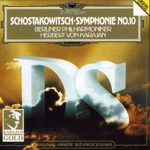 Berlin Philharmonic Orchestra - Symphony 10 -  (CD)