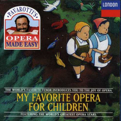 Various Artists - My Favorite Opera for Children /  Various -  (CD)
